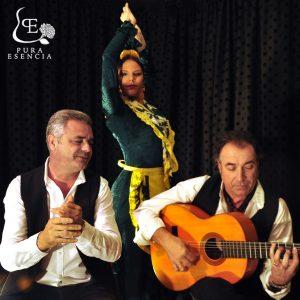 Pura Esencia flamenco