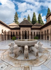 day trip to Alhambra and Granada