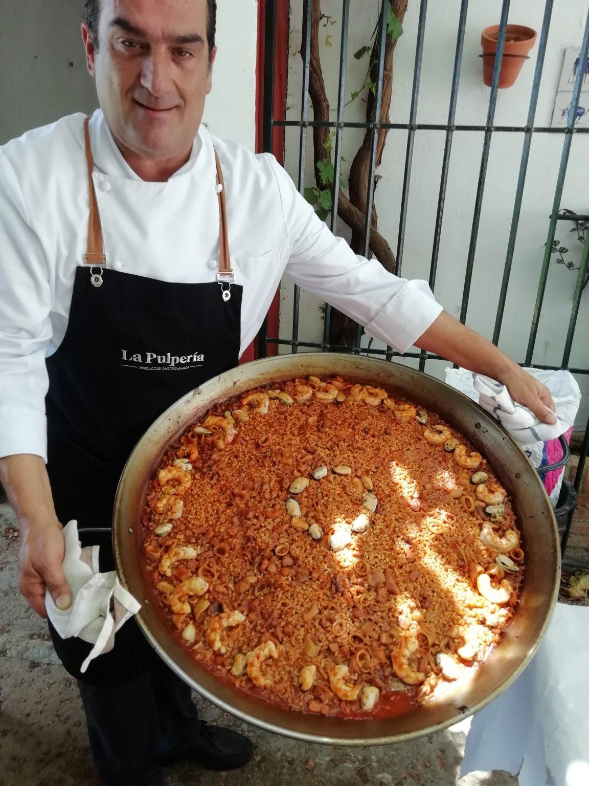 Paella Experience