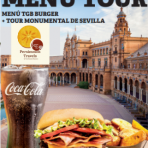 menu tour sevilla