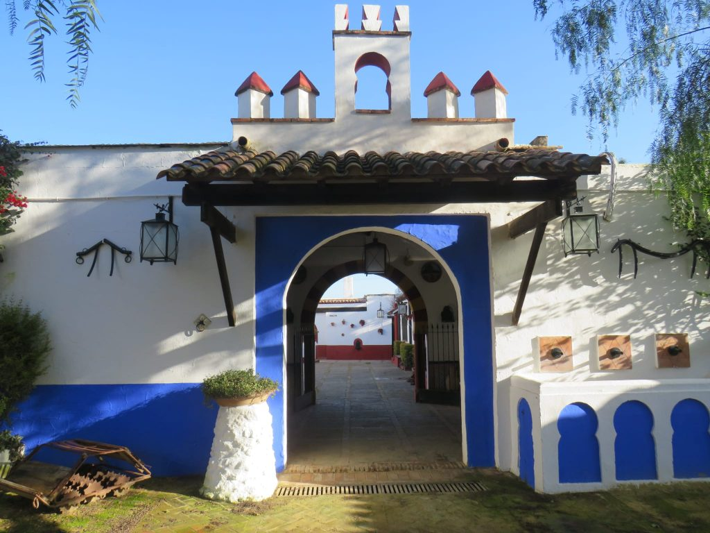 A day in the Cortijo