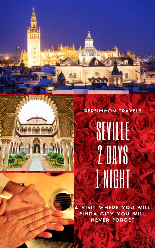2 days seville