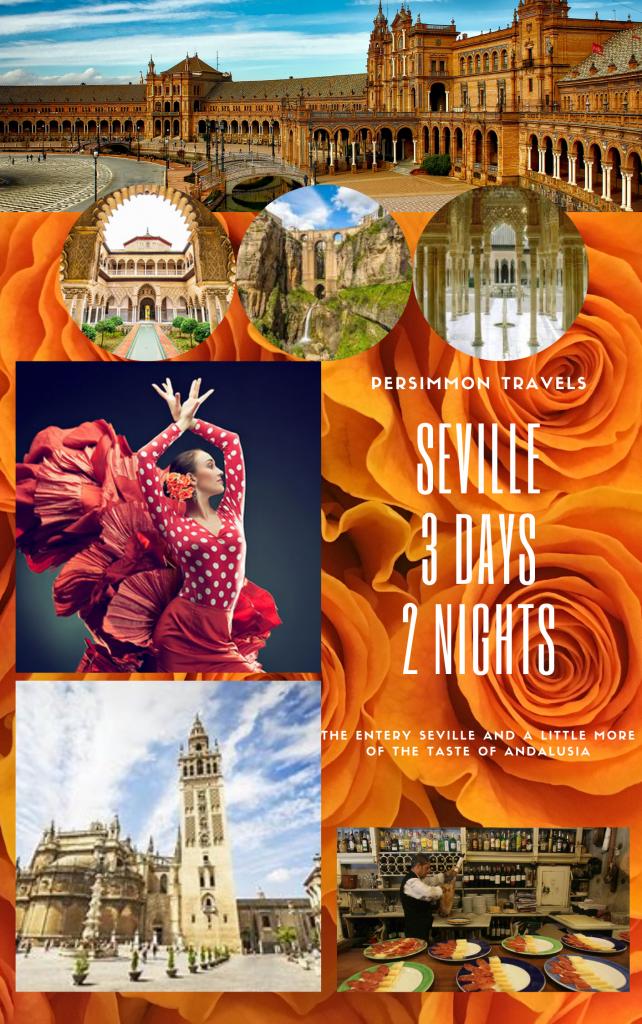 3 days in Seville